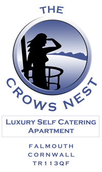 The Crows Nest - Self Catering Apartment - Falmouth Cornwall TR113QF